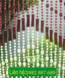 Rèm hạt nhựa tại Quảng Ninh